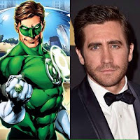 Jake Gyllenhaal - Green Lantern