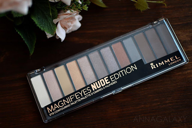 Rimmel Magnif'eyes Nude Edition Eye Palette