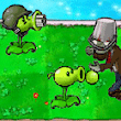 Plants vs Zombies 2 Fight