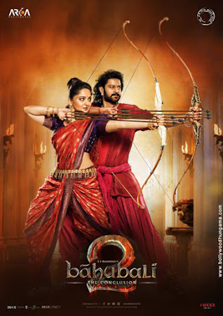 Bahubali 2 : The Conclusion (2017) Movie Poster