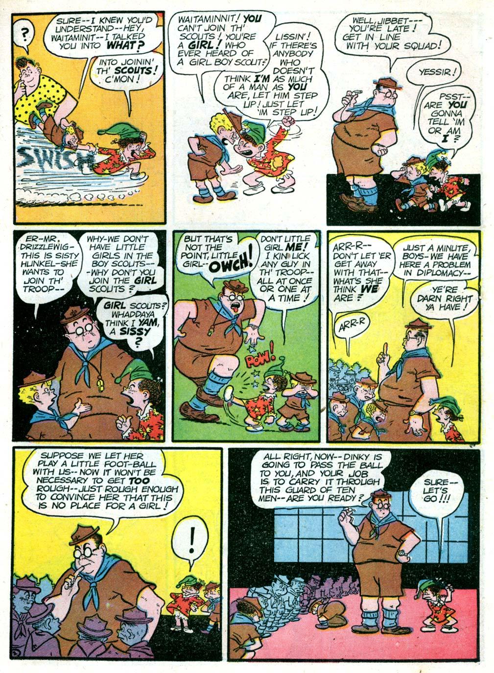 Read online All-American Comics (1939) comic -  Issue #44 - 44