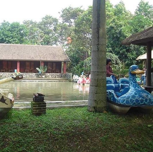 Wisata Taman Lele Semarang