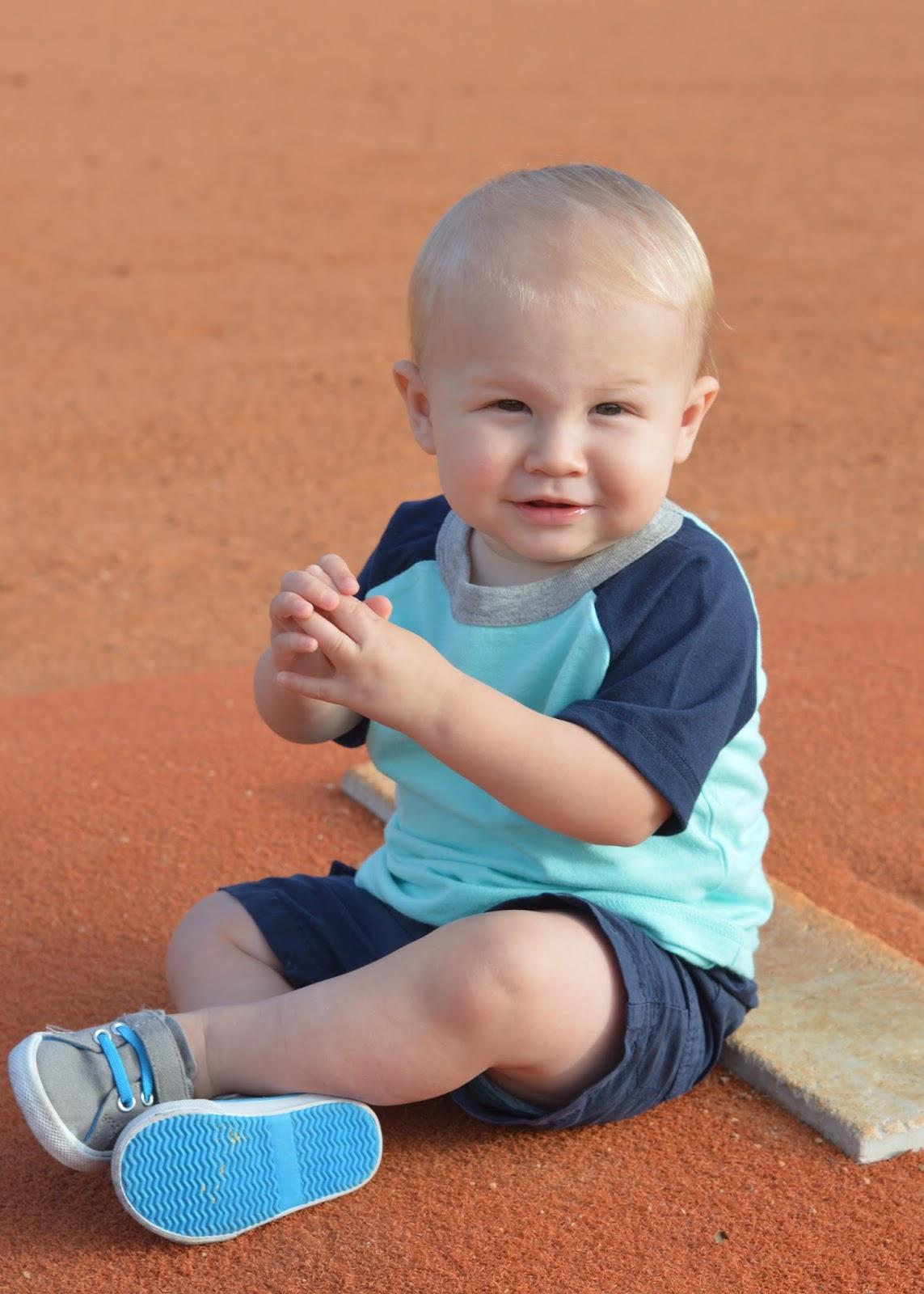 Carter's 1 Year Pics