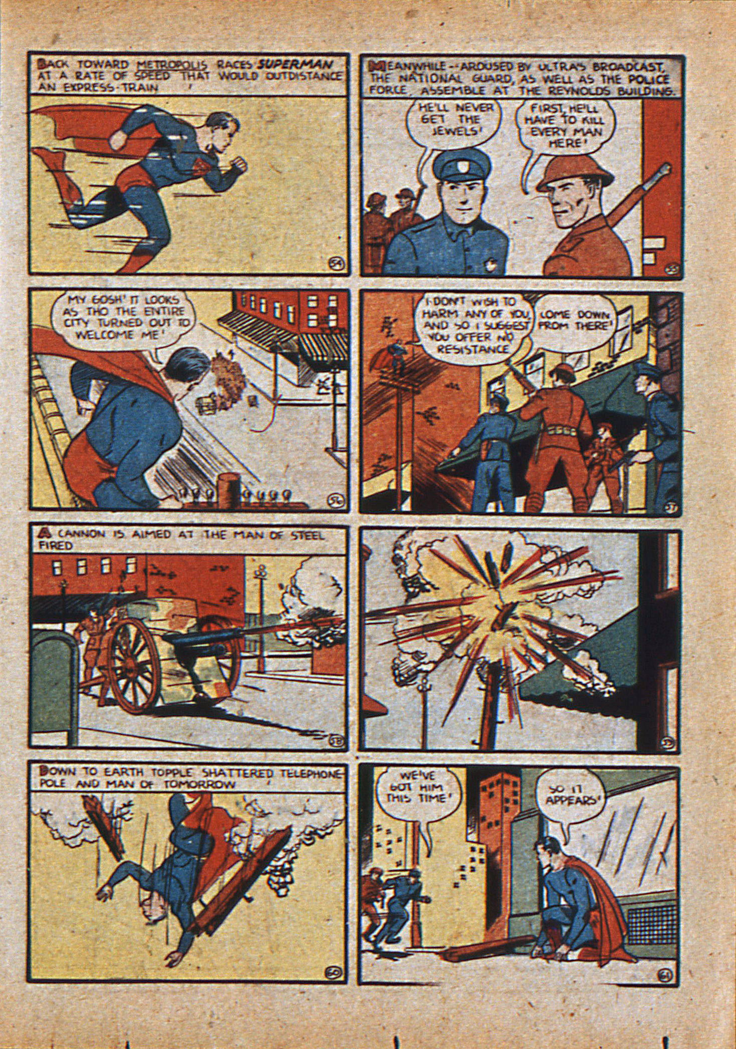 Read online Action Comics (1938) comic -  Issue #21 - 12