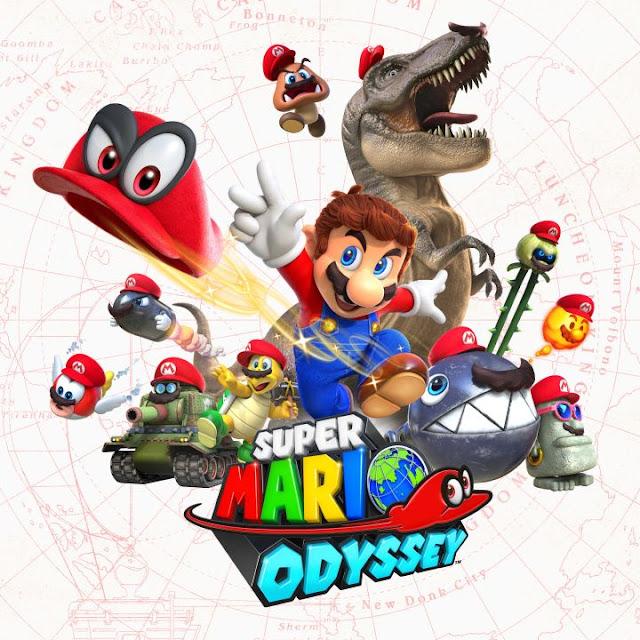 Compartido un gameplay de Super Mario Odyssey jugado en modo portátil