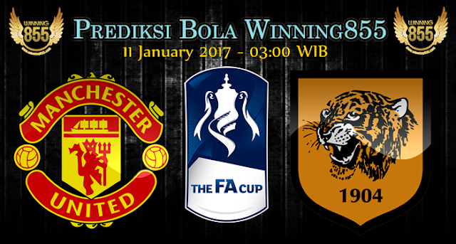 Prediksi Skor Manchester United vs Hull City