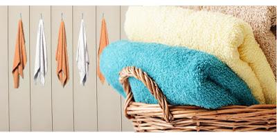 Tips memilih handuk mandi