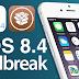 حلقة: كيفية عمل جيلبريك iOS 8.4 الايفون والايباد والايبود