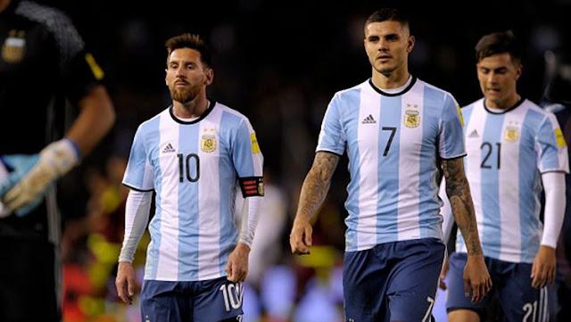 Kesalahan Terbesar Argentina Tidak Membawa Mauro Icardi Ke Piala Dunia 2018