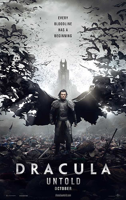 Poster Dracula Untold 2014 Full Movie Download Dual Audio Hindi Free