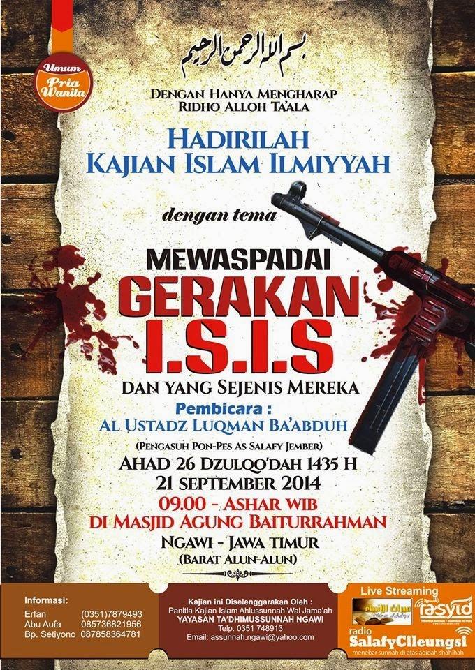 ISIS ngawi