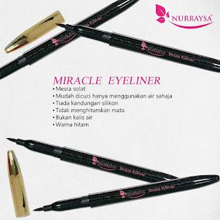 NURRAYSA MIRACLE EYELINER