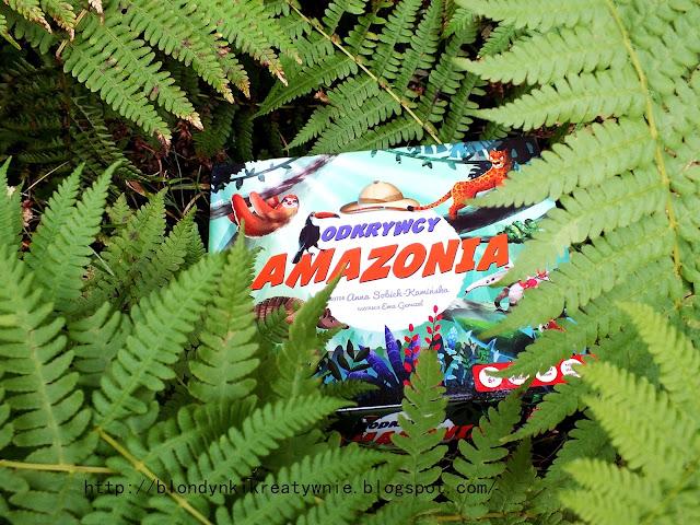 Odkrywcy: Amazonia jesienne zmagania małych odkrywców