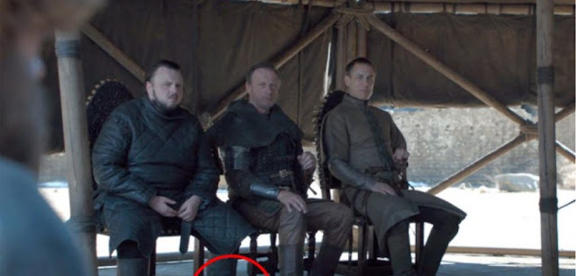 Game of Thrones gaffes continue as water bottle appears in final episode (warning: spoilers-videos)