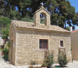 ναός του αγίου Εφραίμ στην Καλαμάτα