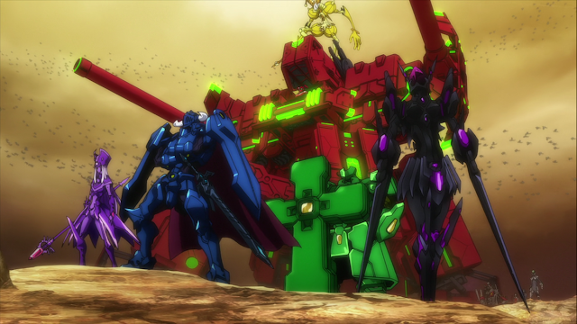 [Review Anime Movie] Accel World : Infinite ∞ Burst