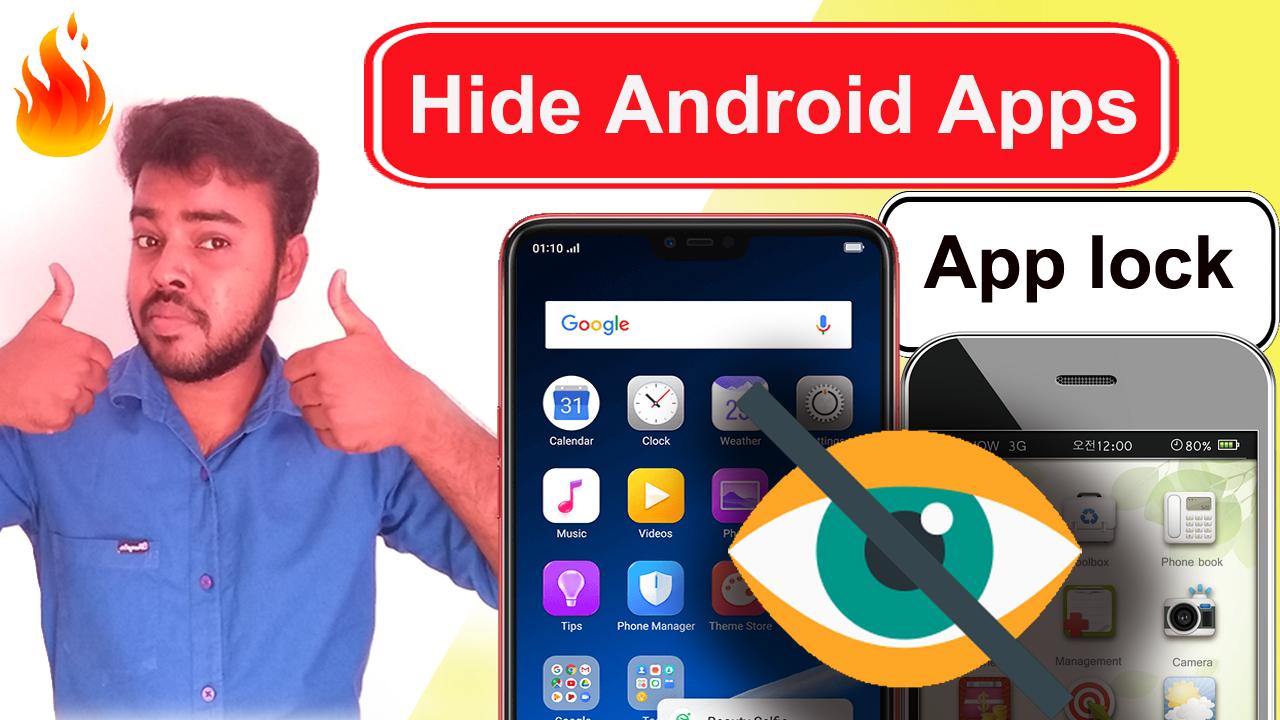 Download Best App Locker APK - How To Hide Apps In Android
