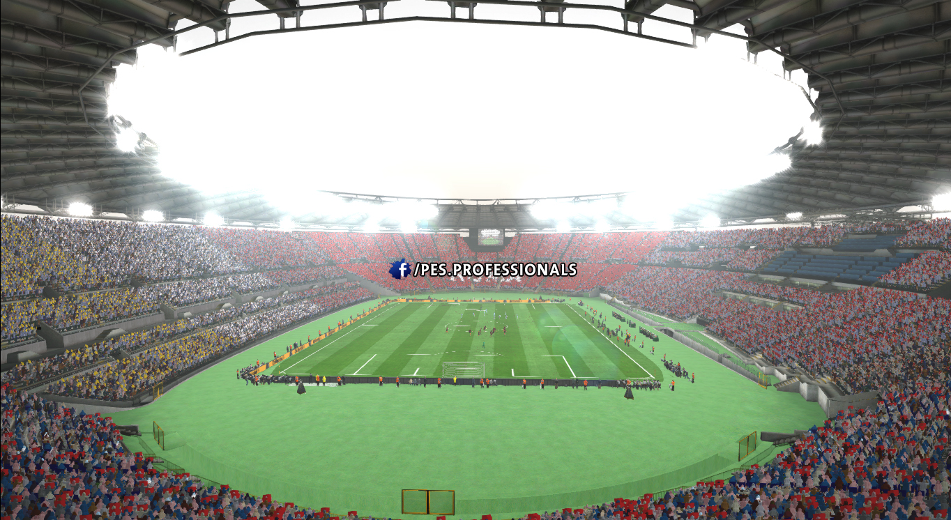 Olimpico Stadium PES Profesisonals Patch V1