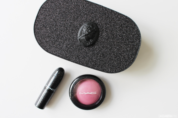 MAC // Heirloom Collection - Pigments, Blush + Lipstick | Review + Swatches - CassandraMyee