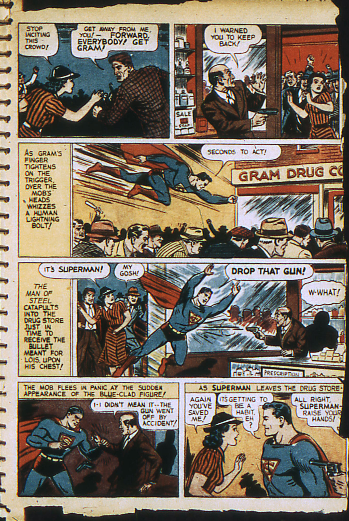 Action Comics (1938) 29 Page 9