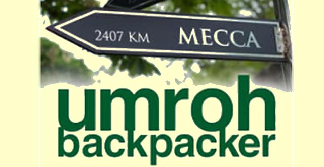 Umroh Backpacker
