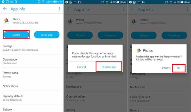 Cara Menghapus Aplikasi Bawaan Di Android Tanpa Root