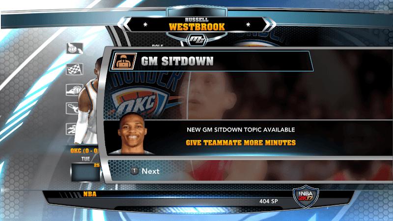 NBA 2k14 MyCareer Mod : Russell Westbrook - hoopsvilla