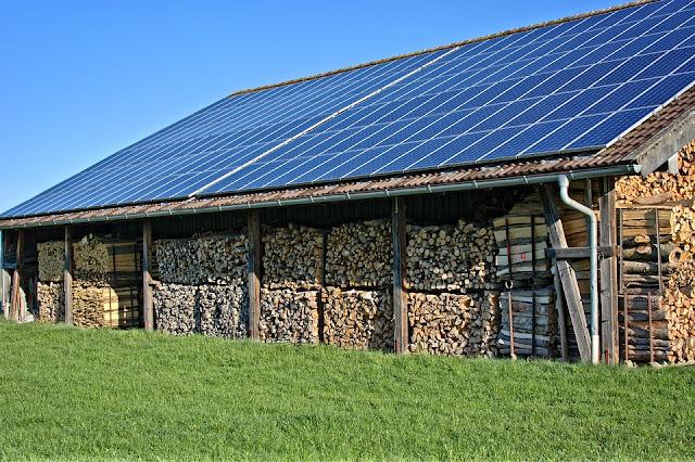 fotovoltaico, pannelli solari