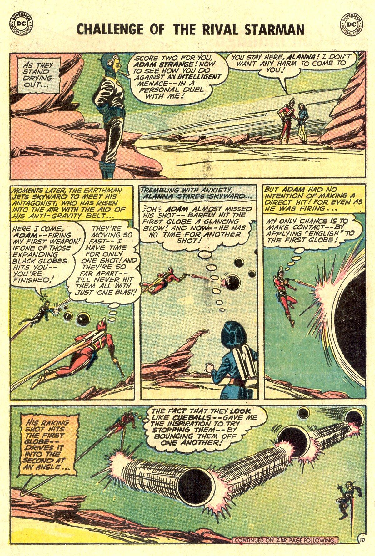 Strange Adventures (1950) issue 236 - Page 19