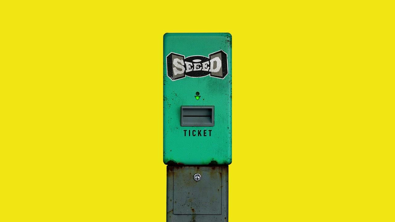 Die Berliner Reggae und Dancehall Band  SEEED meldet sich zurück mit dem Song Ticket