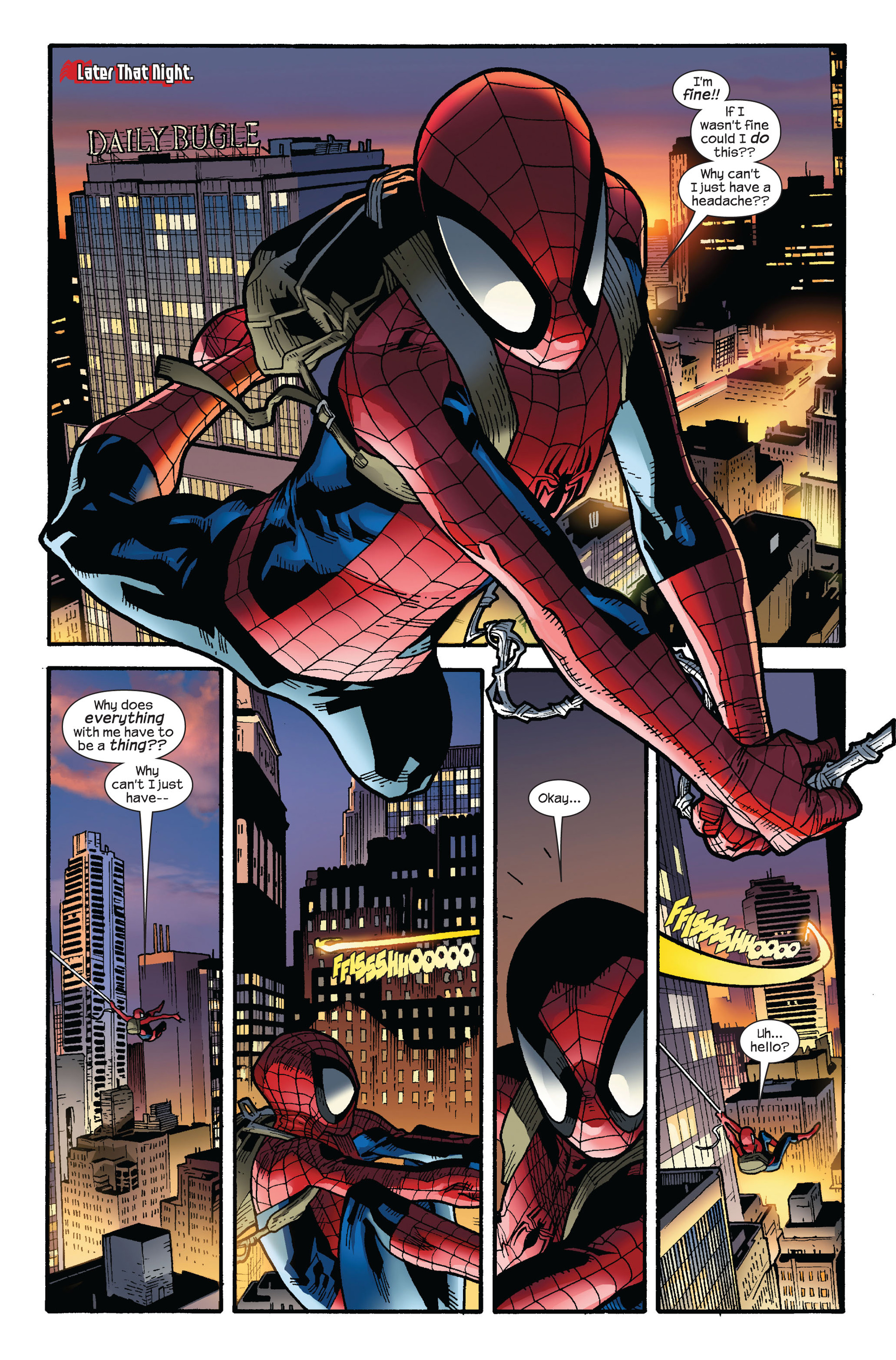 Read online Ultimate Spider-Man (2000) comic -  Issue #124 - 7