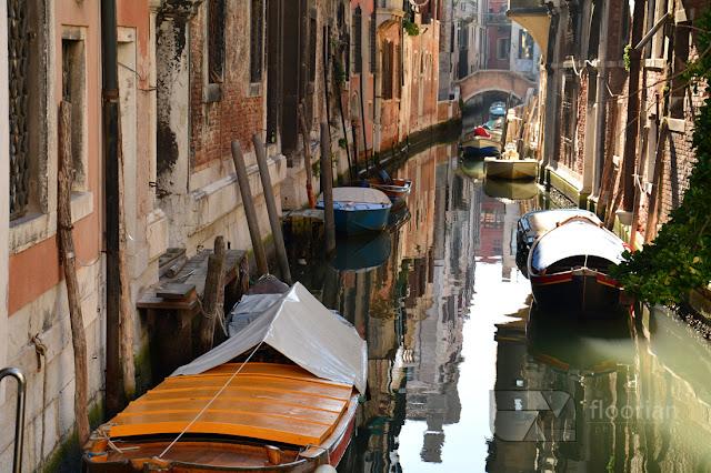 Kanały w Wenecji - najważniejsze atrakcje turystyczne Wenecji