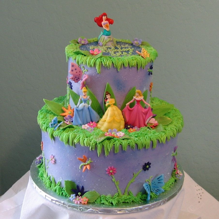 33 Pretty Birthday Cake Ideas For Girls Table Decorating