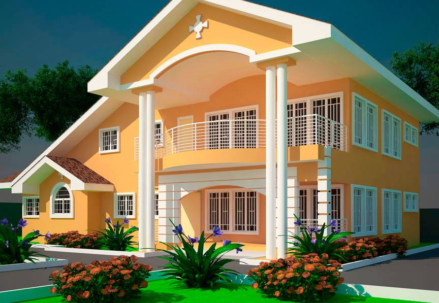 100 Photos Of Double Storey Houses You Can Re Create As