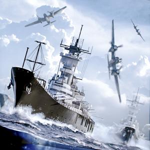 Game Battle of Warships Mod Apk Infinite Gold 1.28 Terbaru
