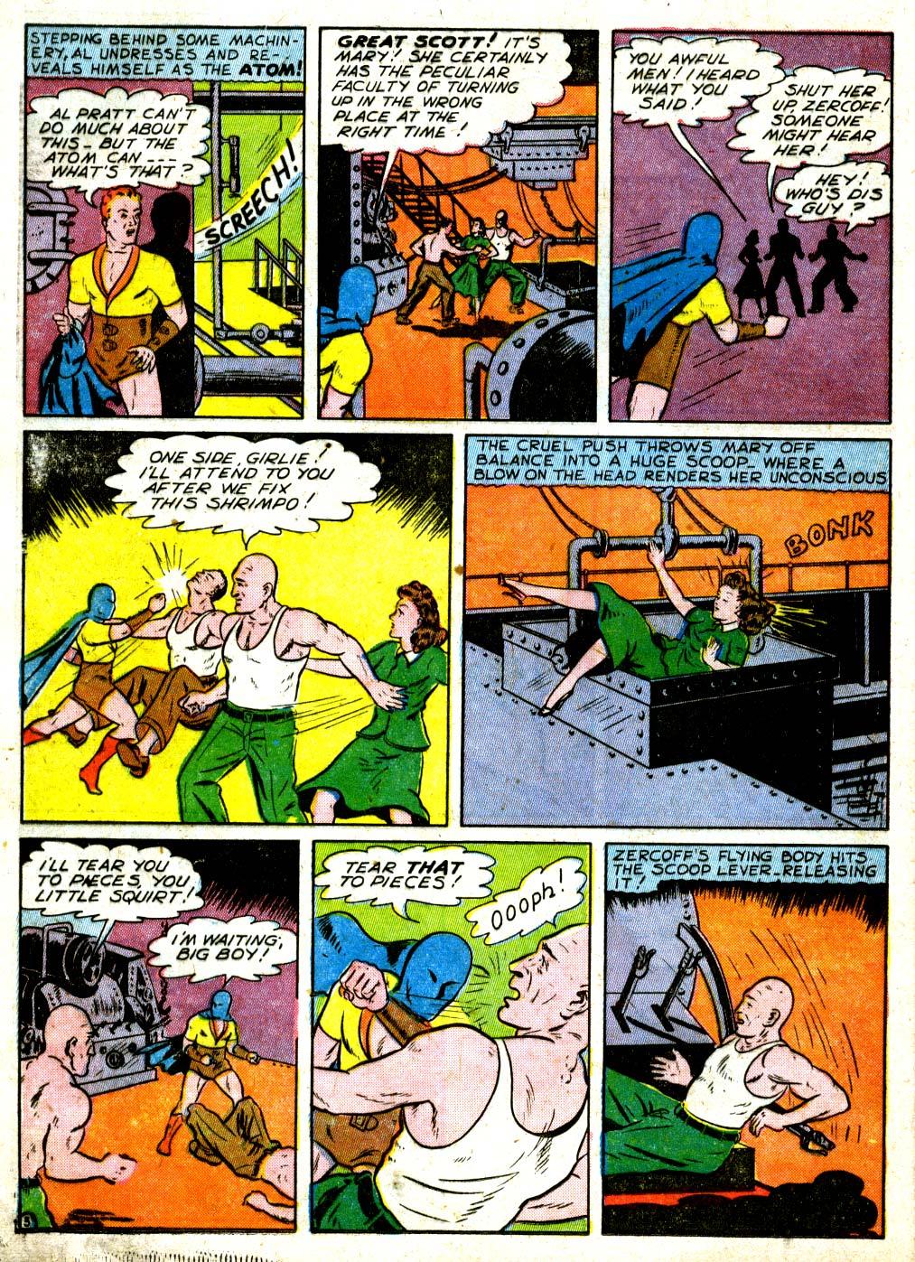 Read online All-American Comics (1939) comic -  Issue #29 - 21