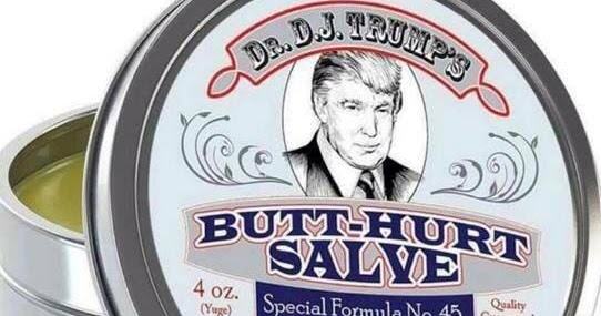 Image result for butt hurt salve