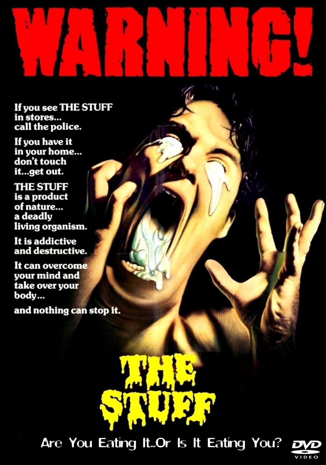 El Ojo del Horror: Crítica: The Stuff (1985)