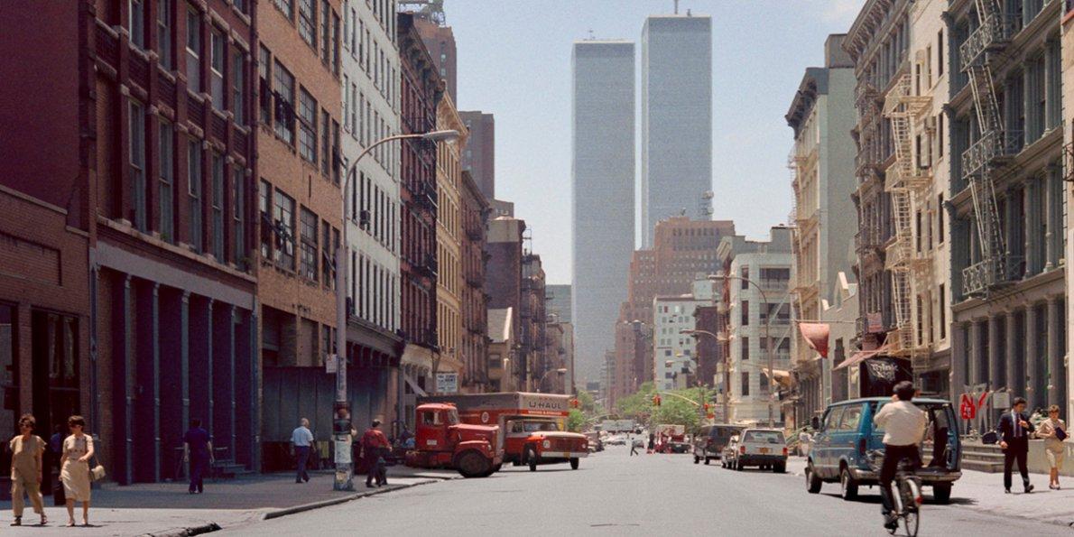 South Manhattan, principios de la década de 1980