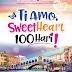 Novel Ti Amo SweetHeart 100 Hari! - Drama Adaptasi Akan Datang