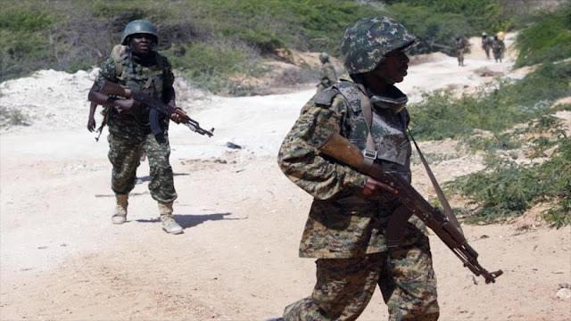 Somalia demanda a EEUU por matar a 22 soldados