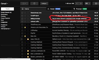 email dari ad sense