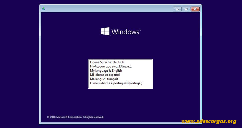 Windows 10 tas las versiones Full Español