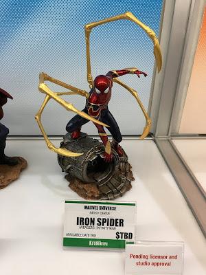 ARTFX+ Avengers: Infinity War Iron Spider