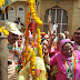 चित्रा सिंह का जैसलमेर में जनसम्पर्क ,गुड़ से तोला  हज़ूरी समाज के युवाओं ने