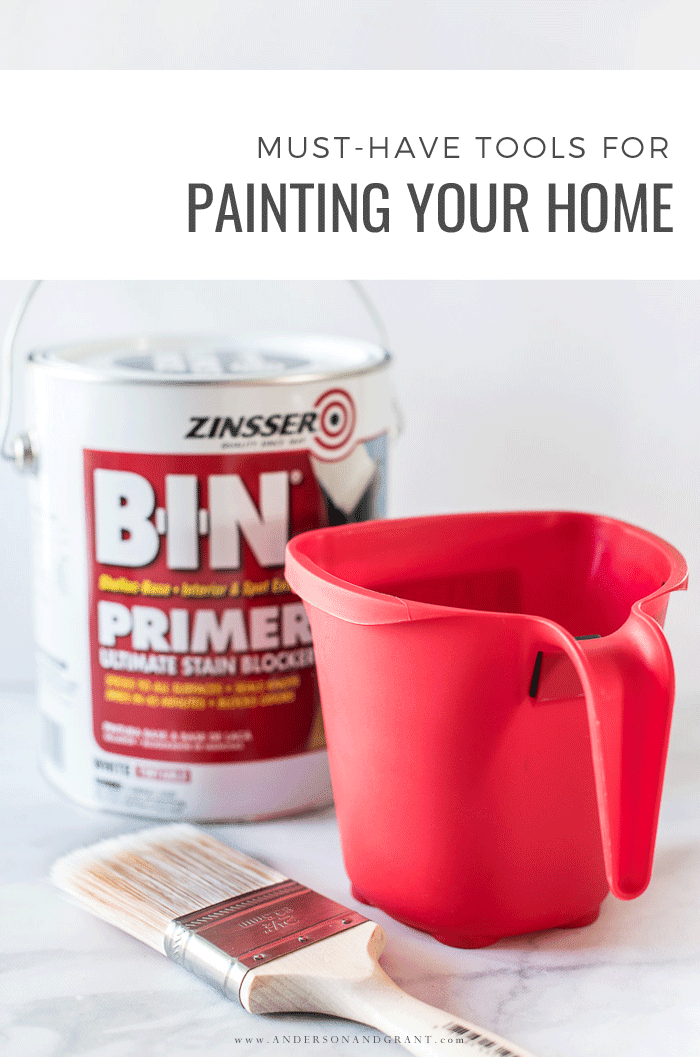 Must have painting tools for your home