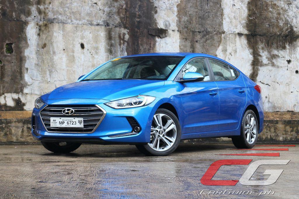 Review: 2018 Hyundai Elantra 2 0 GLS   Philippine Car News, Car