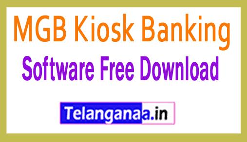 MGB Kiosk Banking Software Free Download Banks CSP/ Business Correspondent Softwares
