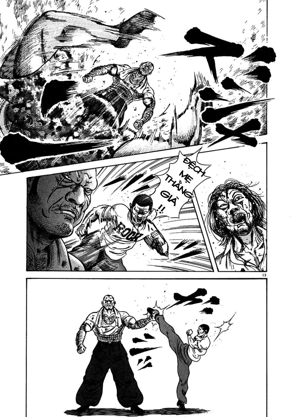 Oyaji chap 7 trang 13