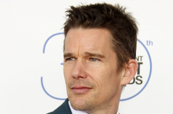 "ETHAN HAWKE PLAYS ALL HILARIOUS  NOTES IN ""BORN TO BE BLUE""  - ETHAN HAWKE  LATEST ALBUMS - HOLLYWOOD NEWS"